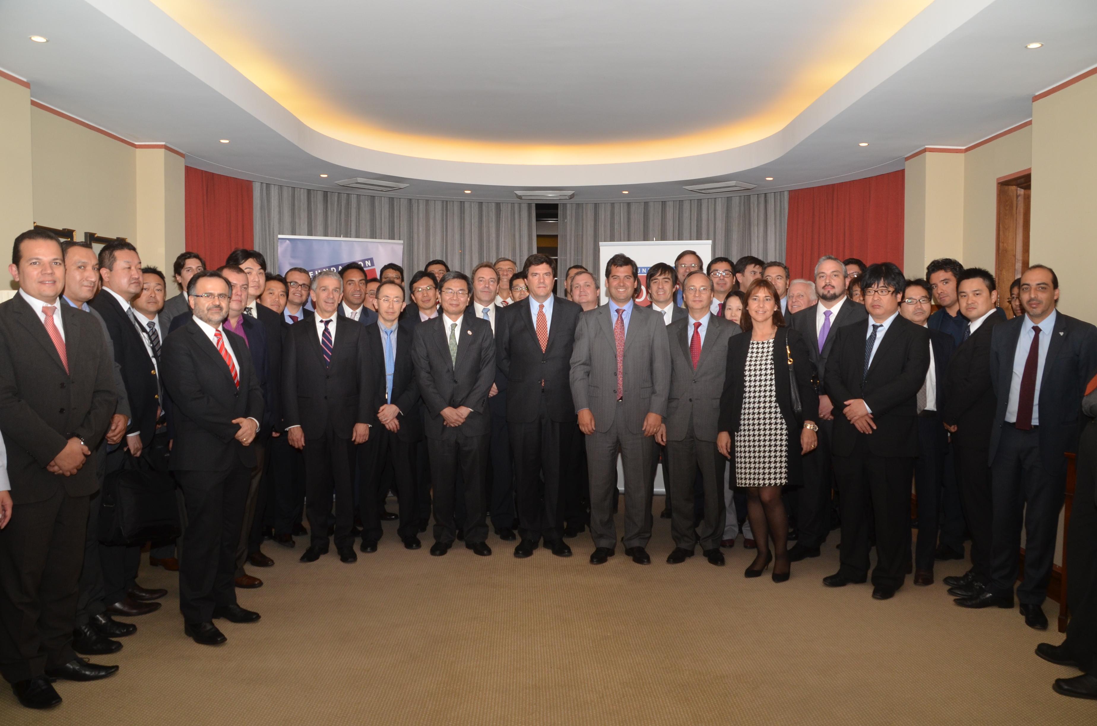 Fundación País Digital celebra Día de las Telecomunicaciones con recepción para delegación del gobierno de Japón