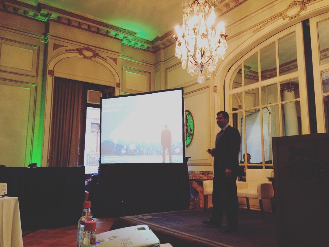 Pelayo Covarrubias presenta en Seminario «Chile TI: Fuente de Desarrollo»