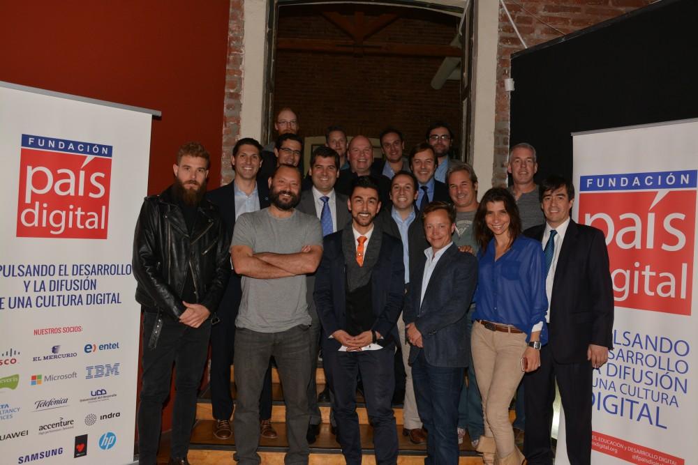 Figuras de la innovación y emprendimiento invitados al Comité Ejecutivo de Fundación País Digital