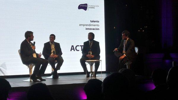 País Digital participa en panel sobre emprendimiento en lanzamiento Actitud Everis