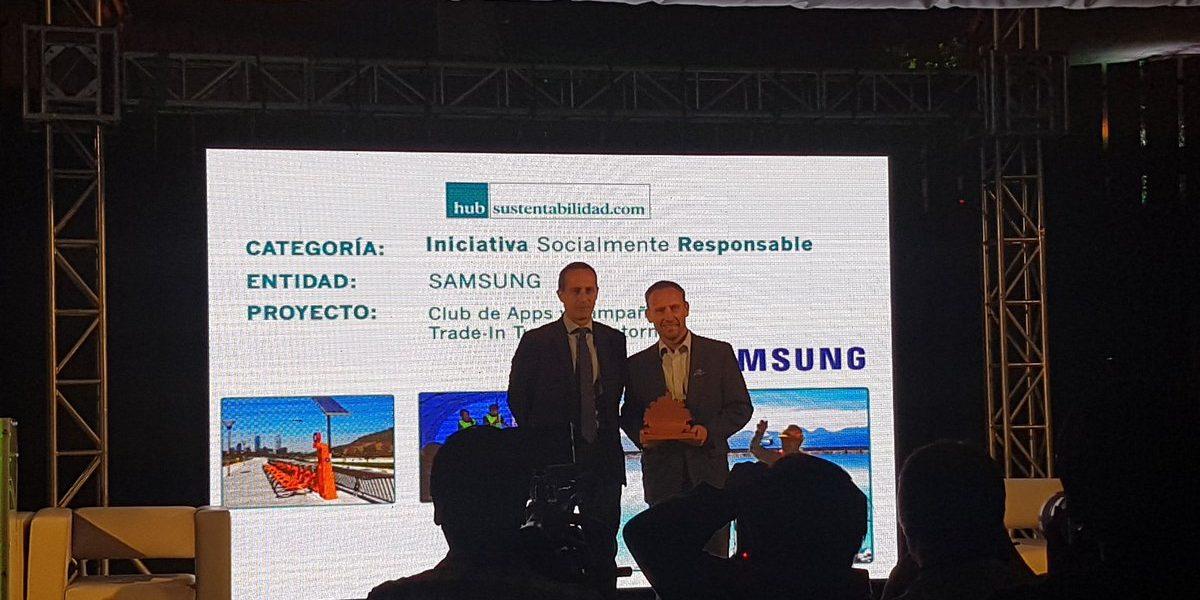 """Campaña """"Club de Apps"""" recibió Premio Iniciativas Sustentables 2016"""