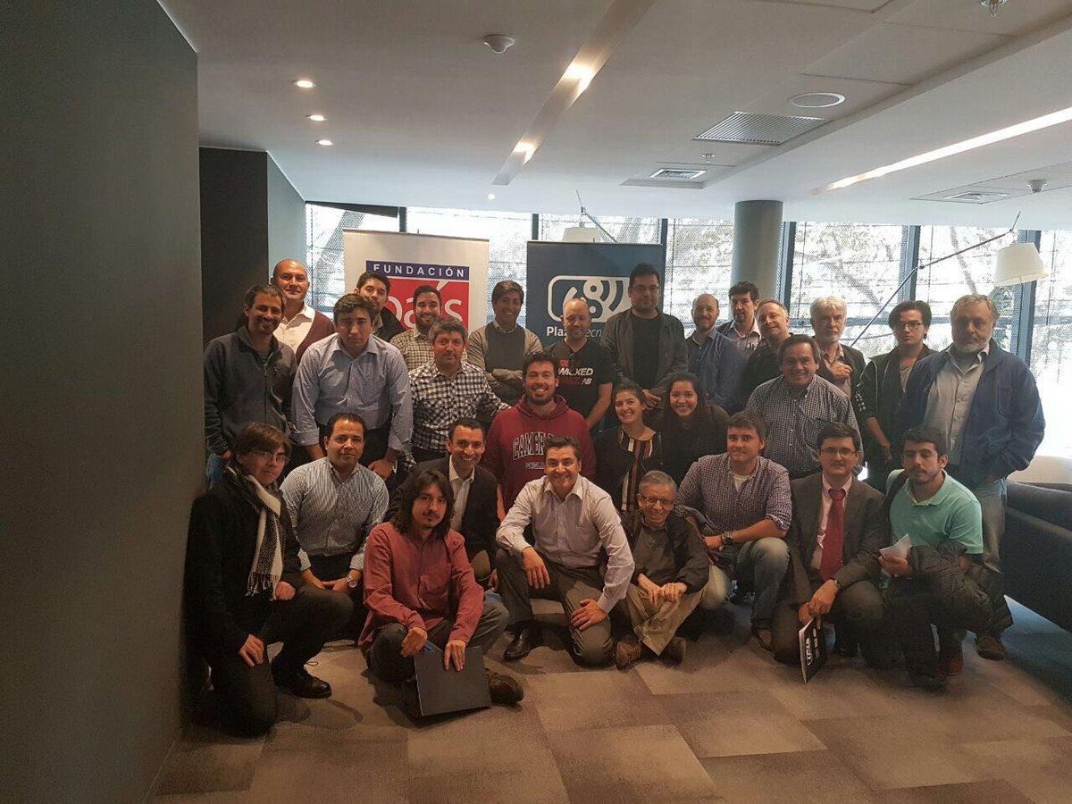Finaliza Ciclo de Capacitaciones gratuitas en Iot de la «Plaza Tecnológica» de Fundación País Digital