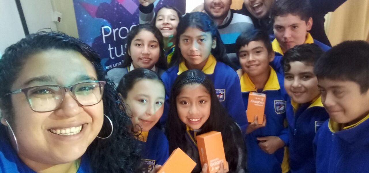 Programa tus Ideas inicia los Clubes de Apps en colegios: potenciando la nueva generación de programadores y programadoras en siete regiones de Chile