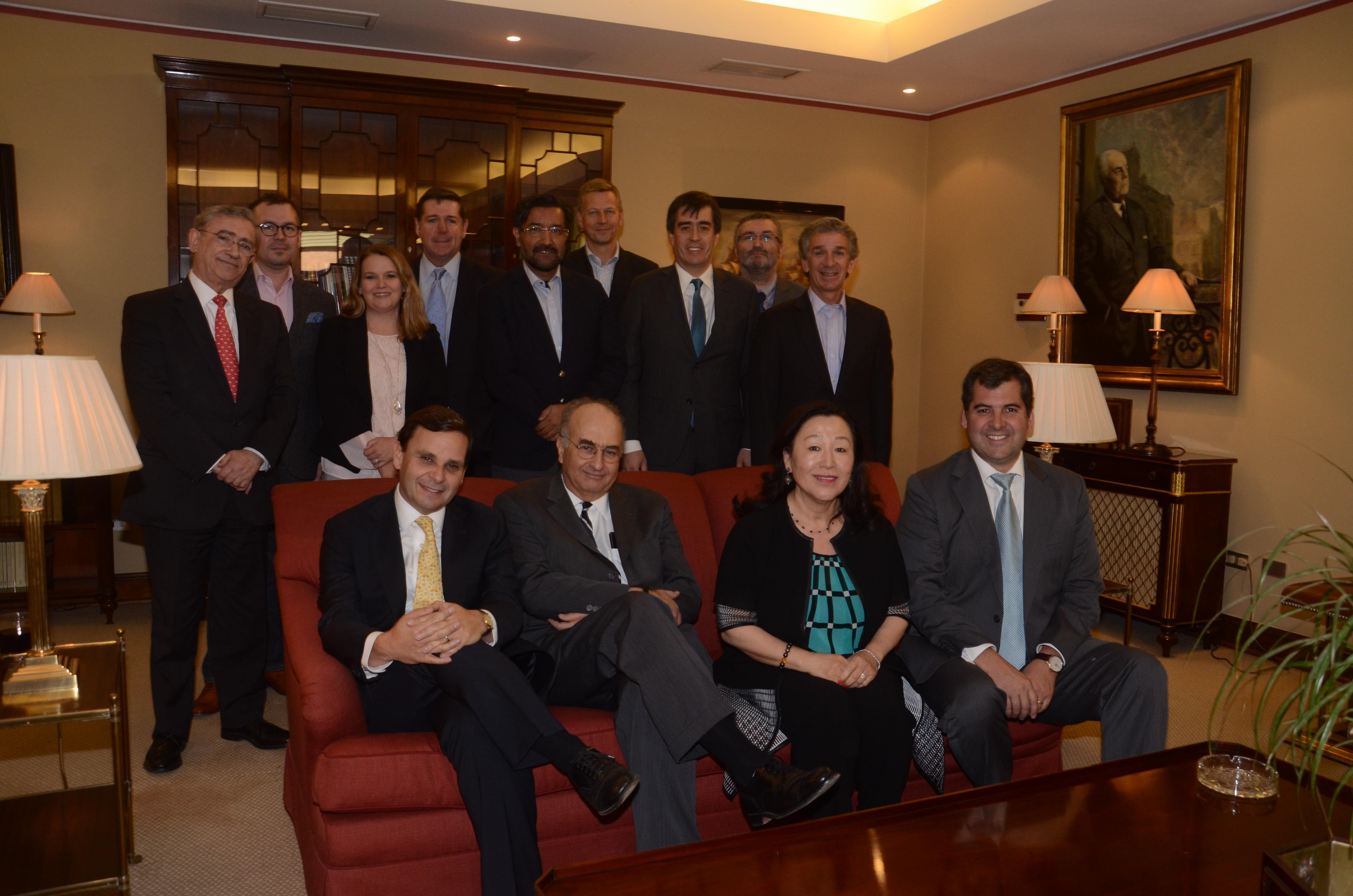 Tae Yoo, Vicepresidenta Senior de Cisco Global, invitada especial a Reunión País Digital