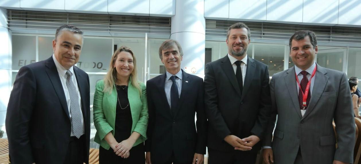 Presidente de Fundación País Digital participa en VII Encuentro Chile: Ciencia, Tecnología y Empresa