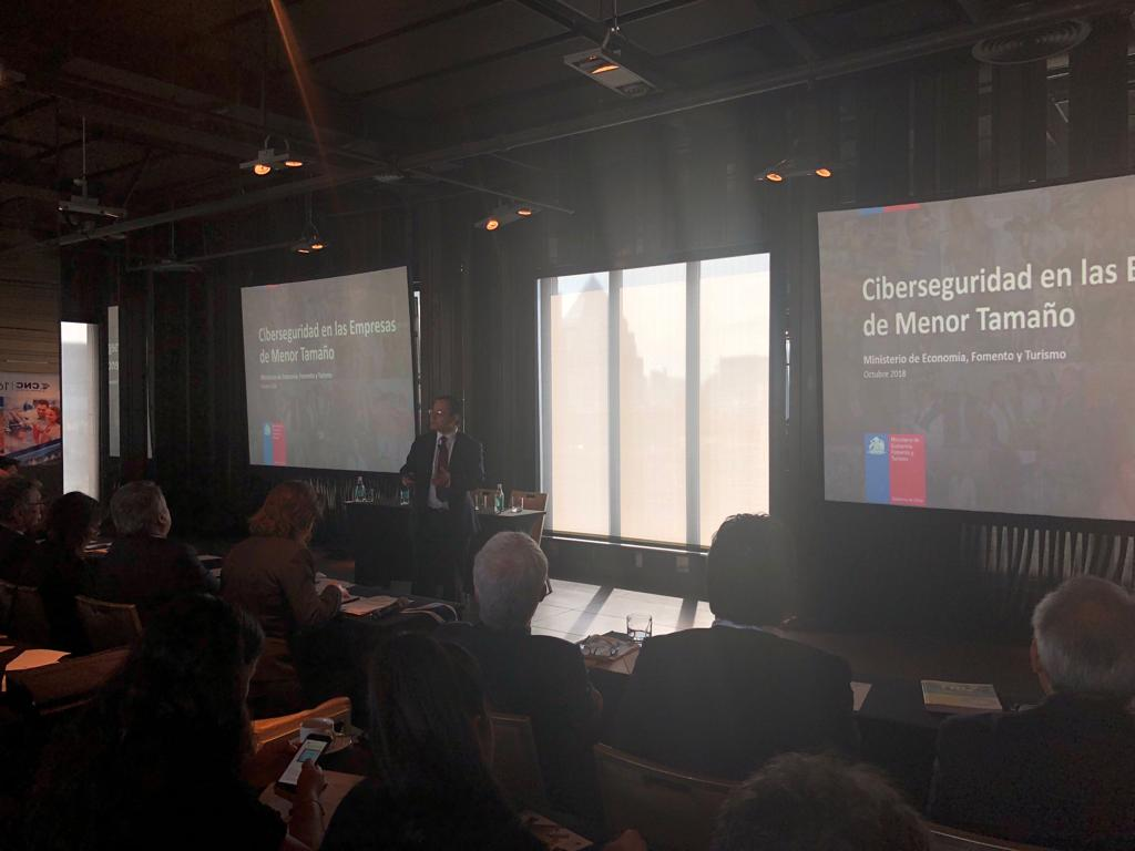 Alianza Chilena de Ciberseguridad presenta claves para en la Pequeña y Mediana Empresa