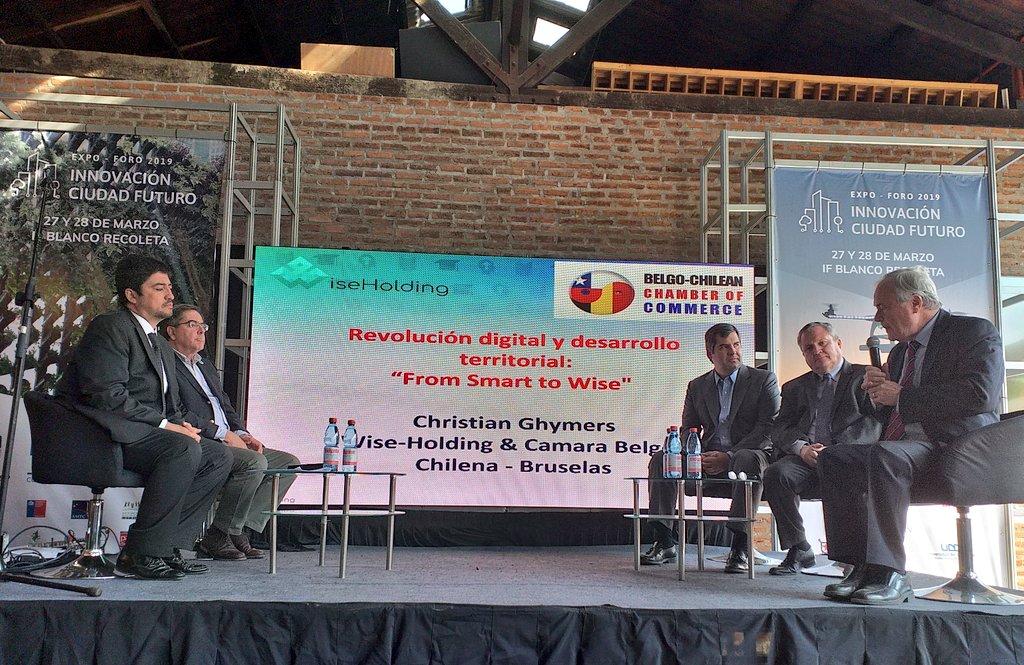 País Digital participa en Foro Innovación Ciudad Futuro