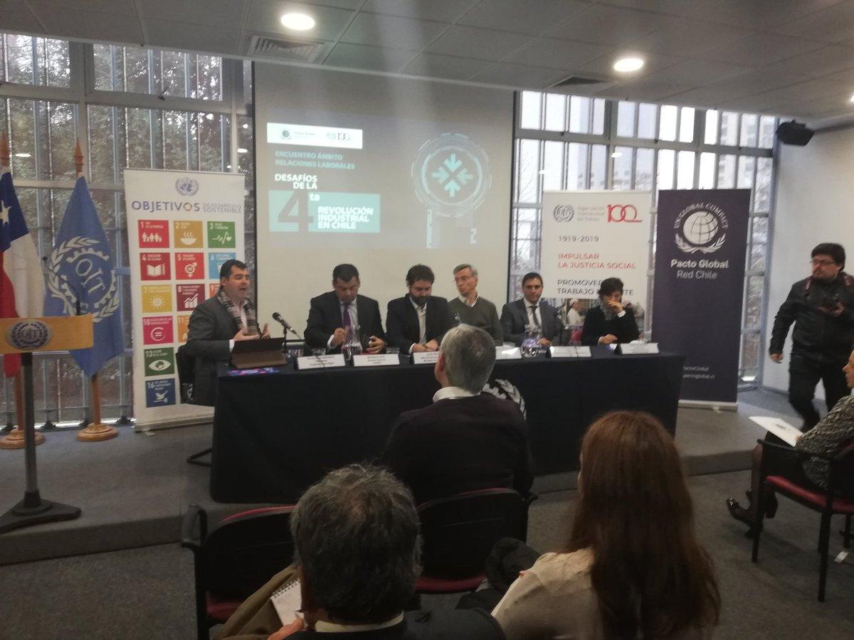 País Digital participa en evento sobre los «Desafíos de la IV Revolución Industrial»