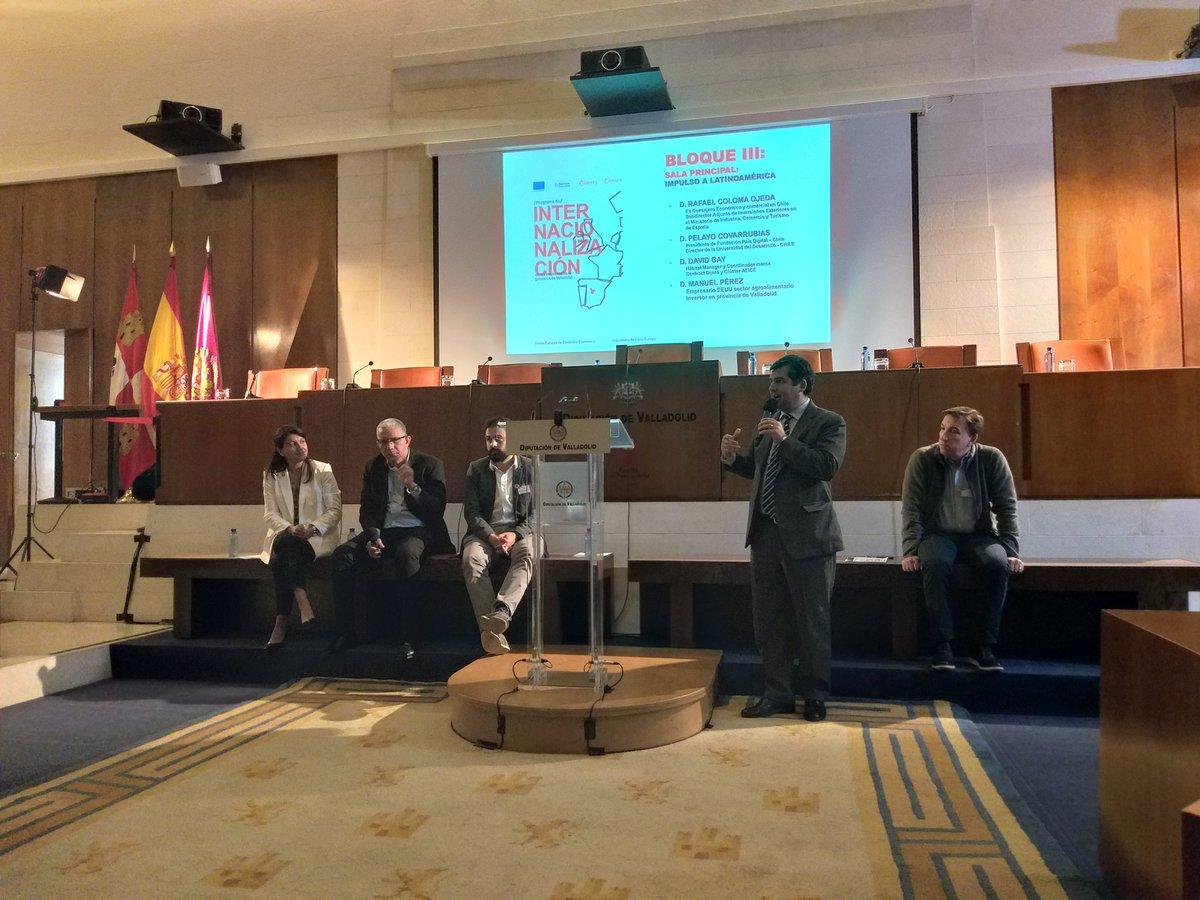 País Digital participa en el I Foro Impulso Internacional Provincia de Valladolid